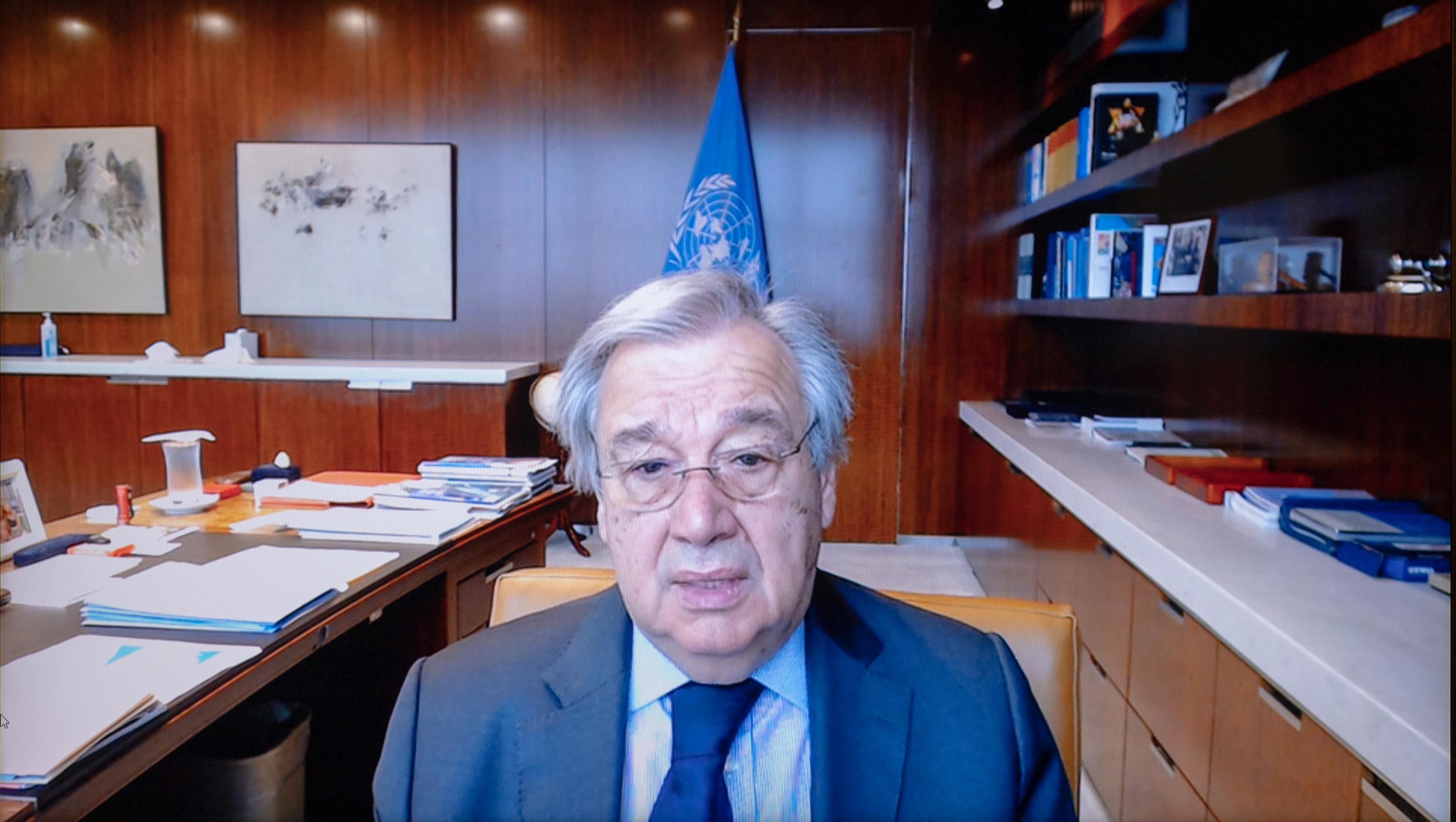 QazVac и помощь Афганистану: что обсуждали Токаев с генсеком ООН