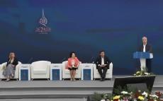 Глава государства принял участие в работе Международного туристического форума «Улытау – 2019»